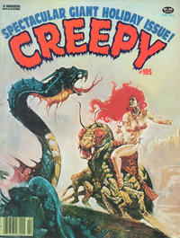 Cover for Creepy (Warren, 1964 series) #105