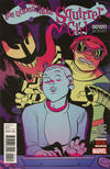 Cover for The Unbeatable Squirrel Girl (Marvel, 2015 series) #11