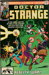 Cover for Doctor Strange (Marvel, 1974 series) #46 [Direct Edition]