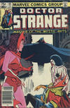 Cover Thumbnail for Doctor Strange (1974 series) #60 [Canadian Newsstand Edition]