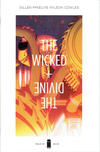Cover for The Wicked + The Divine (Image, 2014 series) #22 [Cover A]