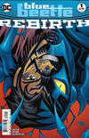 Cover for Blue Beetle: Rebirth (DC, 2016 series) #1