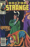 Cover Thumbnail for Doctor Strange (1974 series) #65 [Canadian Newsstand Edition]