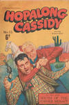 Cover for Hopalong Cassidy (Cleland, 1948 ? series) #15