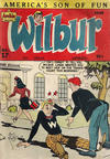 Cover for Wilbur Comics (Bell Features, 1948 series) #17