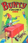 Cover for Bunty for Girls (D.C. Thomson, 1960 series) #1986