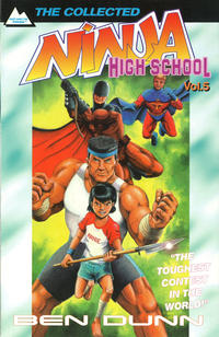 Cover Thumbnail for The Collected Ninja High School (Antarctic Press, 1994 series) #5 - The Toughest Contest in the World