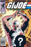 Cover Thumbnail for G.I. Joe, A Real American Hero (1982 series) #42 [Newsstand Edition]
