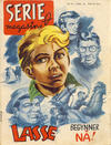 Cover for Seriemagasinet (Se-Bladene - Stabenfeldt, 1951 series) #13/1954