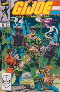 Cover Thumbnail for G.I. Joe, A Real American Hero (Marvel, 1982 series) #97 [Direct Edition]