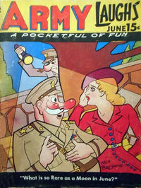 Cover Thumbnail for Army Laughs (Prize, 1941 series) #v5#3