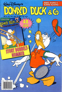 Cover Thumbnail for Donald Duck & Co (Hjemmet, 1948 series) #31/1992