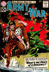Cover for Our Army at War (DC, 1952 series) #111