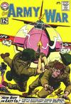 Cover for Our Army at War (DC, 1952 series) #121