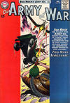 Cover for Our Army at War (DC, 1952 series) #137