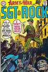 Cover for Our Army at War (DC, 1952 series) #214