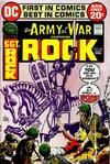 Cover for Our Army at War (DC, 1952 series) #247