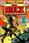 Cover for Our Army at War (DC, 1952 series) #274