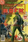 Cover for Our Army at War (DC, 1952 series) #301