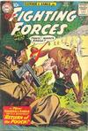 Cover for Our Fighting Forces (DC, 1954 series) #58
