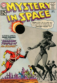 Cover Thumbnail for Mystery in Space (DC, 1951 series) #78