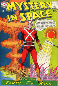 Cover Thumbnail for Mystery in Space (DC, 1951 series) #82