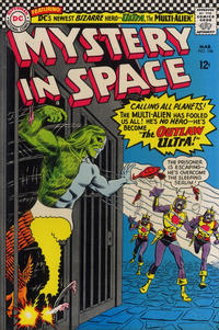 Cover Thumbnail for Mystery in Space (DC, 1951 series) #106