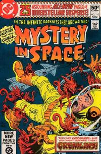 Cover Thumbnail for Mystery in Space (DC, 1980 series) #113 [Direct Edition]