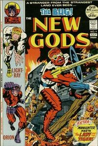 Cover for The New Gods (DC, 1971 series) #9