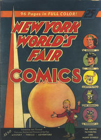 Cover Thumbnail for New York World's Fair Comics (DC, 1939 series) #[1]