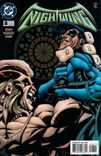 Cover Thumbnail for Nightwing (DC, 1996 series) #8