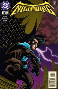 Cover Thumbnail for Nightwing (DC, 1996 series) #13