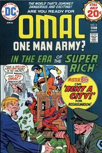 Cover Thumbnail for OMAC (DC, 1974 series) #2