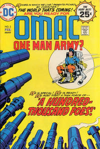 Cover Thumbnail for OMAC (DC, 1974 series) #3