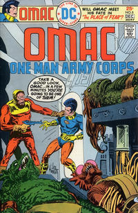 Cover Thumbnail for OMAC (DC, 1974 series) #8