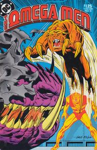 Cover Thumbnail for The Omega Men (DC, 1983 series) #9