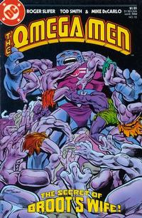 Cover Thumbnail for The Omega Men (DC, 1983 series) #12