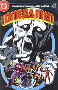 Cover Thumbnail for The Omega Men (DC, 1983 series) #23