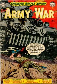 Cover Thumbnail for Our Army at War (DC, 1952 series) #14