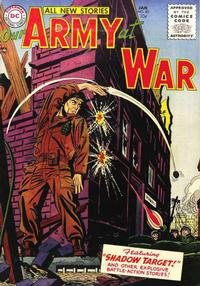 Cover Thumbnail for Our Army at War (DC, 1952 series) #42