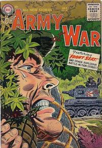 Cover Thumbnail for Our Army at War (DC, 1952 series) #48