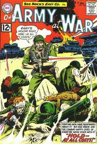 Cover Thumbnail for Our Army at War (DC, 1952 series) #125