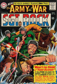 Cover Thumbnail for Our Army at War (DC, 1952 series) #160