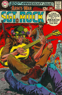 Cover Thumbnail for Our Army at War (DC, 1952 series) #200