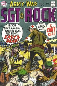 Cover Thumbnail for Our Army at War (DC, 1952 series) #218