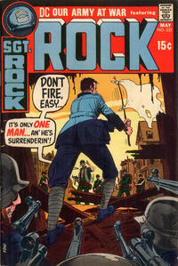 Cover Thumbnail for Our Army at War (DC, 1952 series) #232