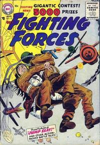 Cover Thumbnail for Our Fighting Forces (DC, 1954 series) #12