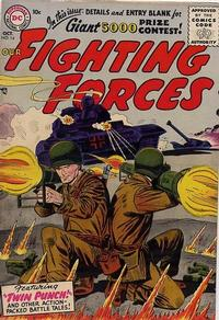 Cover Thumbnail for Our Fighting Forces (DC, 1954 series) #14