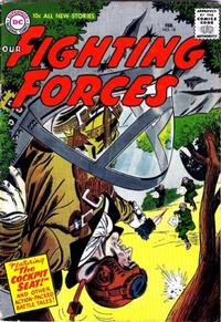 Cover Thumbnail for Our Fighting Forces (DC, 1954 series) #18