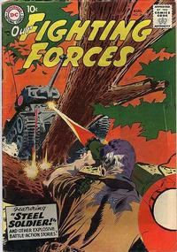 Cover Thumbnail for Our Fighting Forces (DC, 1954 series) #36
